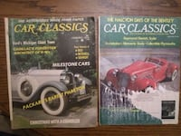 Vintage 'Car Classics' Magazines from 1974   Indianapolis, 46201