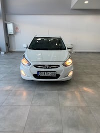 2012 Hyundai Accent Blue 1.6 CRDI MODE PLUS Mamak