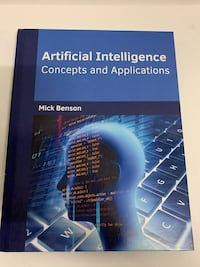 Artificial Intelligence Concepts and Applications; Mick Benson