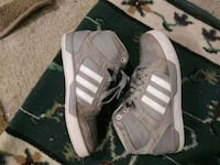 pair of gray adidas high-top sneakers Fort Collins, 80524