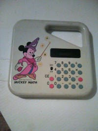 VINTAGE OMRON for ALCO MICKEY MATH