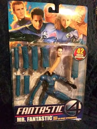 Mr. Fantastic Figure Baltimore, 21206