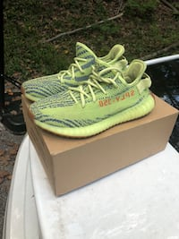 Addidas yeezy boost 350 v2 frozen yellow 68 km