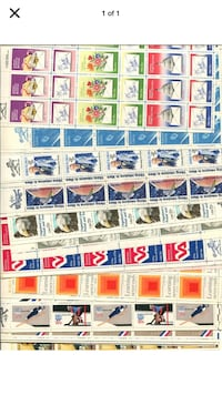 .15  FULL 50 STAMP SHEET  LOT OF 22  DIFFERENT MNH TO CHOOSE FROM Beltsville, 20705