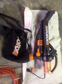 WORX brand corded blower and vacuum tool Hagerstown, 21740