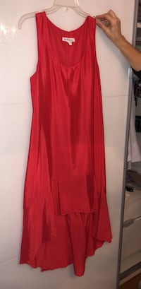 BCBG RED LONG SUMMER DRESZ Laval, H7E 1W8