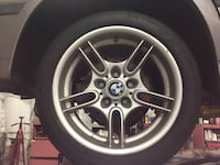 BMW wheels and NEW tires Springfield
