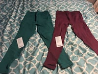 Lululemon zone in tights size 12 $40 each or two for $75 Conception Bay South, A1W