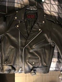Leather jacket Victorville