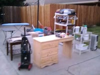 Everything must go! High quality, dirt cheap! Modesto, 95358