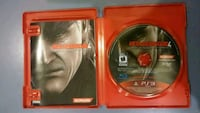 Metal gear solid 4 Freehold, 07728