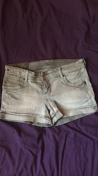 Grey Denim Shorts Mississauga, L5B 1M8