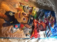 Paw Patrol sleeping bag and cover Laval, H7R 4Z9