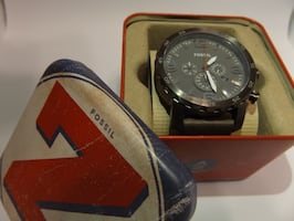 Fossil Chronograph Watch - Reduced Price!