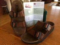New in Box! MEPHISTO MENS SANDALS Airdrie, T4B