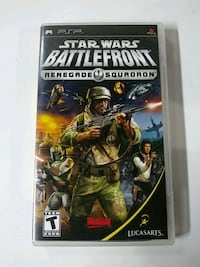 Star Wars Battlefront Renegade Squadron (Psp) Baltimore