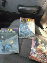 Batman volume 1 and 2 series comics Knoxville, 37912