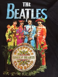 The Beatles men's medium shirt New Orleans, 70131
