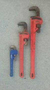 Rigid Pipe Wrenches  Mount Pleasant, 28124