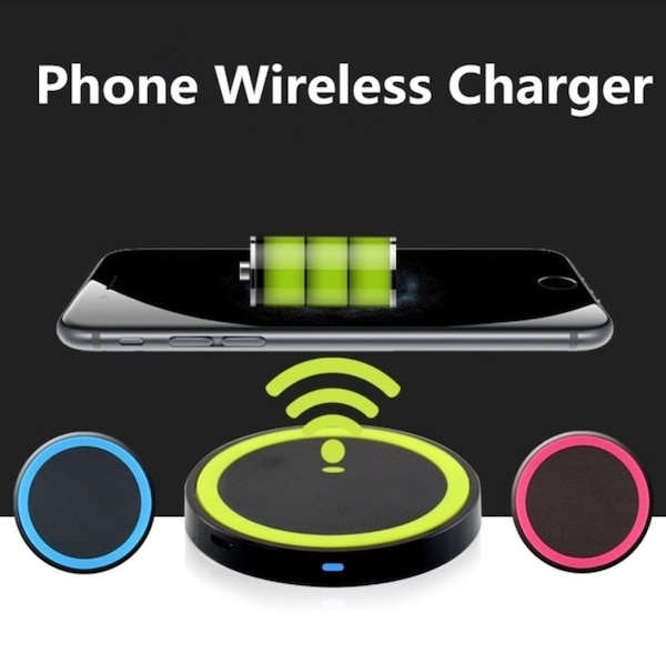 Wireless Charger iPhone & Android