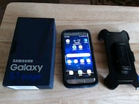 Samsung Galaxy s7 edge with a 40.00 dollar case  Galesville