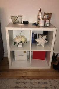 Ikea open shelf