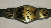 Wwe's NXT tag team title belt (FIRM PRICE)  Toronto, M1L 2T3