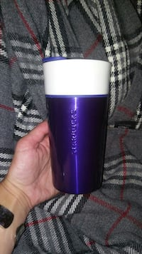 12oz stainless steel starbucks cup