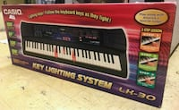 #23391 Casio LK-30 Keyboard with Stand  Oakland, 94610