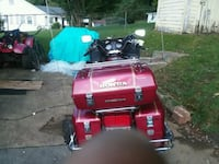 red and black Honda portable generator Johnson City, 37601