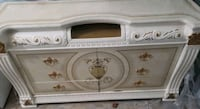 Italian Porcelain Wood Dresser- DELIVERY AVAILABLE  College Park