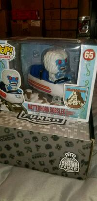 Matterhorn Bobsled Disney park exclusive funko pop  Toronto, M1L 2T3