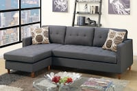 New Couch Sectional. Grey. Free Delivery ! Culver City