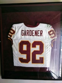 Official Game worn Washington Redskin Jersey  Oxon Hill, 20745