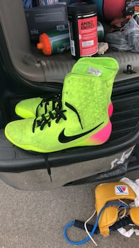 Nike Boxing Shoe