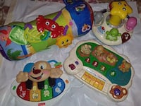 Toys $5 each 4 pieces Bakersfield, 93307