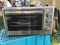 Gray and black toaster oven Lexington, 40514