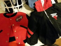 two assorted letterman jackets Albuquerque, 87110