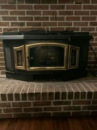 The Earth Stove fireplace insert