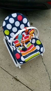 Fisher Price Newborn to Toddler Rocker Minneapolis, 55402
