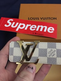 LV INITIALS BELT 40 MM Mississauga, L5M 4M3