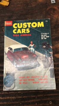 1956 custom cars Book Long Beach, 90804