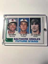 Baltimore orioles future stars trading card Deer Park, 11729