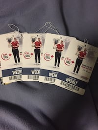 LPGA golf tickets