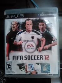PS3 FIFA 12 GAME