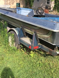 brown and black utility trailer Shelbyville, 40065