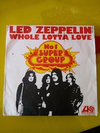 45 giri Led Zeppelin Bodio, 21020