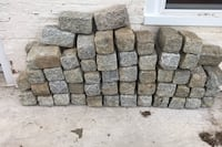 Lot of cobblestones (54 in total) Westminster, 21158