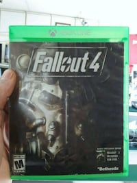 Fallout 4 Xbox One game case Temple Hills, 20748