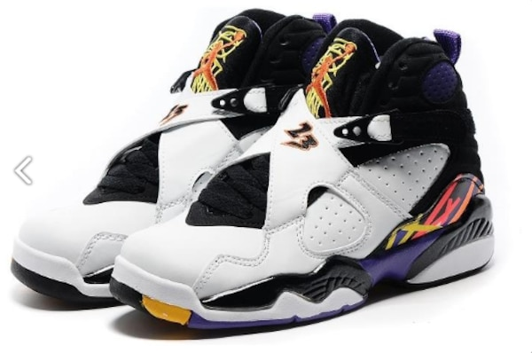 "a79f2fa97517fc Used 2018 Air Jordan 8 ""Three Peat"" for sale in LOSANGELES - letgo"